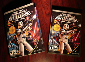 Battlefront 2 packaging
