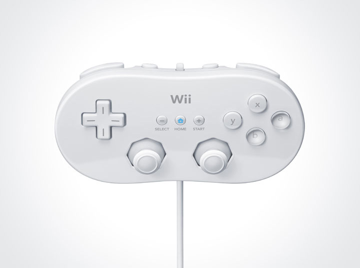 how to fix broken wii classic controller