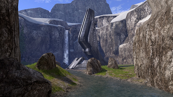 Not that Valhalla, but the Viking afterlife was a lot like Halo 3, but with women.