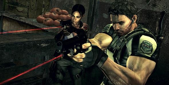 Resident Evil 5 Control Schemes Failure In North America Matt