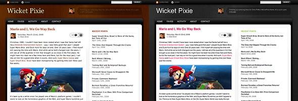 WicketPixie: Design Customization