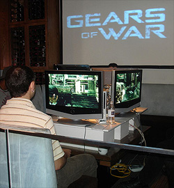 Gears of War multiplayer