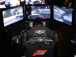 Forza 3 triple screen setup