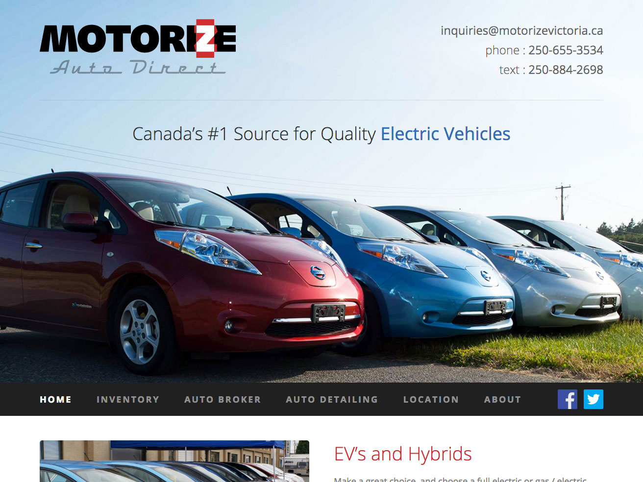 Motorize Auto Direct