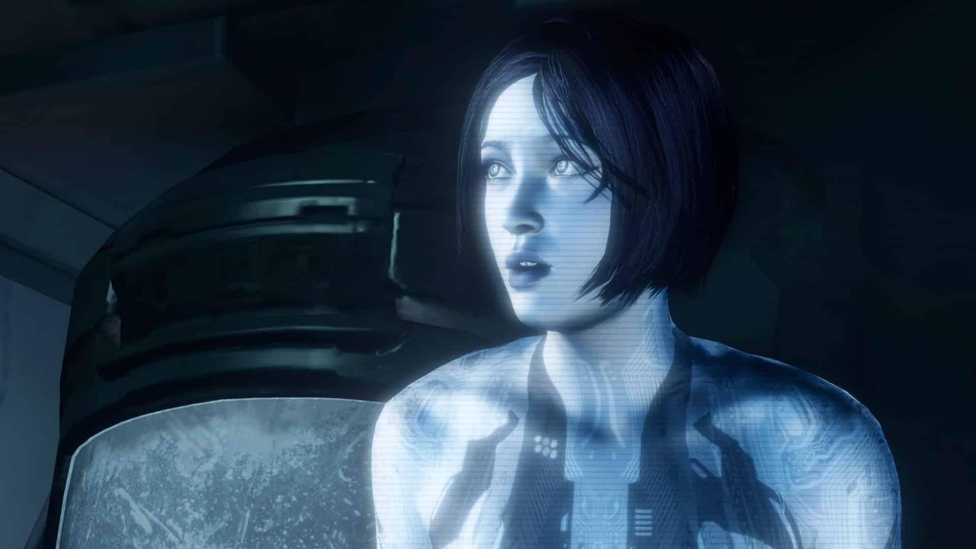Cortana mods nackt tube