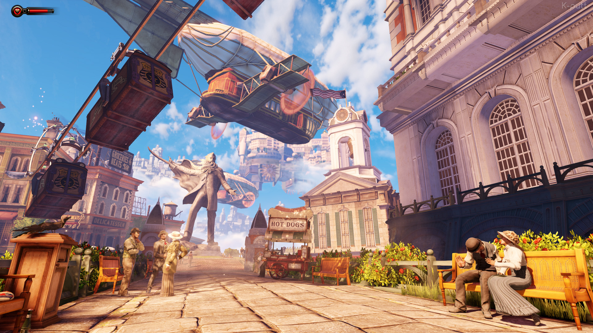 bioshock-infinite-columbia Bioshock Infinite Review