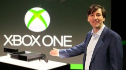 Don Mattrick with Xbox One