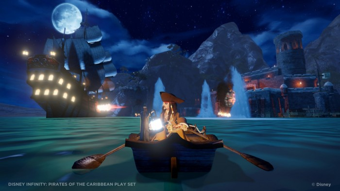 Disney Infinity Pirates