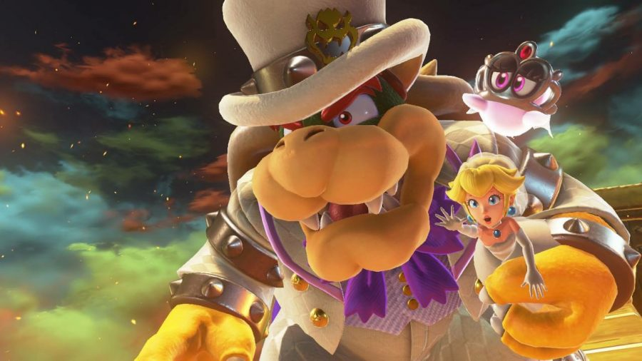 Super Mario Odyssey Review Matt Brett
